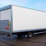 7.5 Tonne Box Van Hire