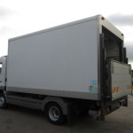 7.5 Tonne Box Van Hire